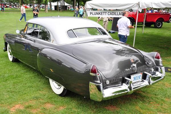 1949 Cadillac Coupe DeVille show car  Steve Plunkett