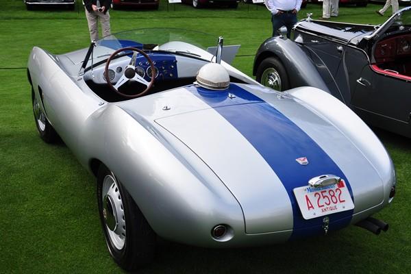 1954 Arnolt Bristol Bolide Bertone Stanley Cryz