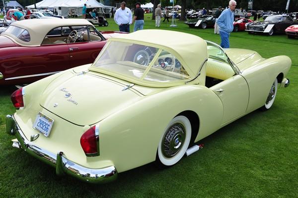1954 Kaiser Darrin Roadster Bernie Aaron