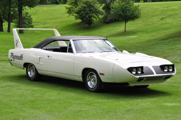 1970 Plymouth Superbird RM Auctions