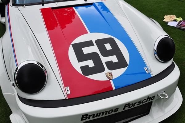 1977 Porsche 934.5 by Brumos Bob Weber 59