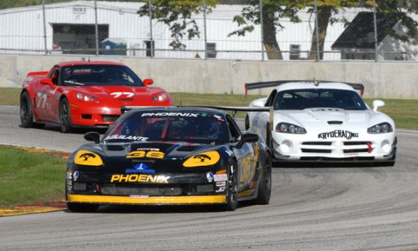 Andrew Aquilante Touring 1 Chevrolet Corvette