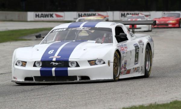 Cliff Ebben GT-1 Ford Mustang