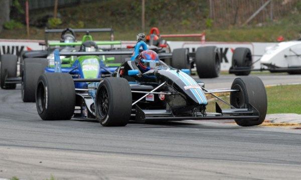 Sedat Yelkin Formula Atlantic Swift-Toyota