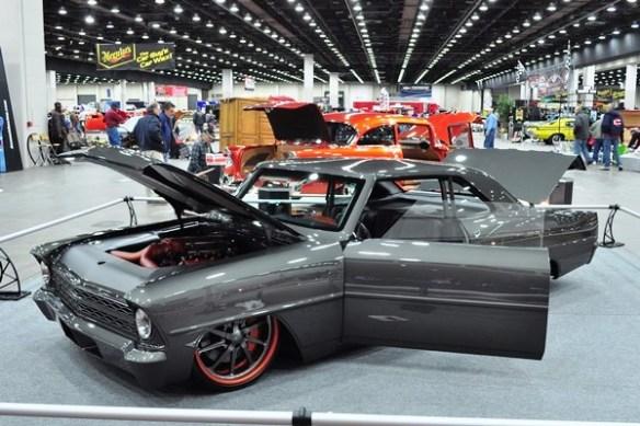 1967 Chevrolet Nova Steven Tornari Parkland FL