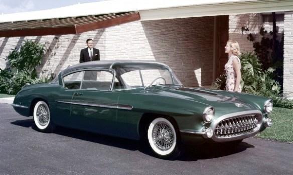1956 Corvette Impala RF 600