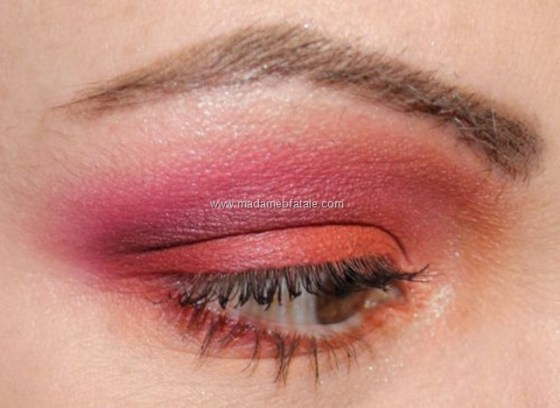 Sugarpill Burning Heart Quad EOTD