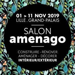Retrouvez moi au salon Amenago du 6 au 14 novembre