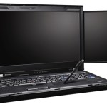 Thinkpad W700ds Workstation doble pantalla