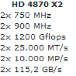[Rumor] AMD Radeon HD5870 con 1200 Stream Processors?