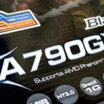 Review ECS A790GXM-A Black Series