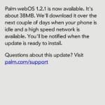 Palm vuelve a sincronizar con iTunes