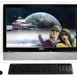 "MSI Wind Top AE2420 3D, todo-en-uno de 24"" con Multitouch, LED, full HD, 3D, USB 3.0 y más..."