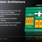 AMD revela más detalles de la arquitectura de Bulldozer