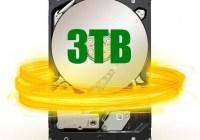 Con ustedes Seagate Barracuda XT 3TB y Western Digital Caviar Green 3TB