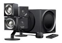 Creative anuncia sus nuevos ZiiSound T6, sistema de altavoces 5.1 inalámbricos
