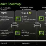 NVIDIA Tegra 3, primeros datos oficiales