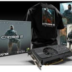 EVGA GeForce GTX 560 Ti Crysis 2 Maximun Bundle