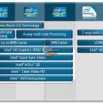 Más datos y modelos de los Pentium basados en Sandy Bridge