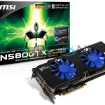 MSI N580GTX Lightning Xtreme Edition