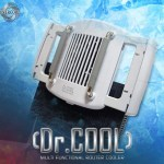 Evercool lanza el primer cooler para Routers