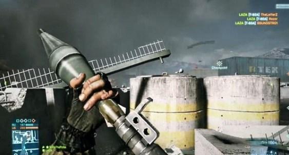 Battlefield 3 Beta: Caspian Border para 64 jugadores este fin de semana