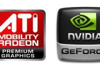 Revelados próximos GPUs móviles de NVIDIA y AMD
