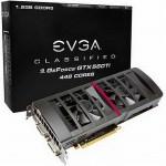 EVGA también muestra su GTX 560 Ti 448