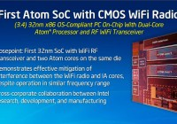 "Intel integrará Wi-Fi en sus futuros CPUs móviles: ""Rosepoint"""