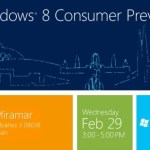 Recuerden: Hoy sale Windows 8 Consumer Preview