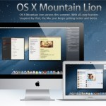 Apple libera OSX Mountain Lion (10.8) GM a los desarrolladores