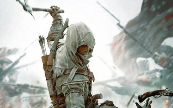 Ubisoft revela la caratula del proximo Assassin's Creed 3