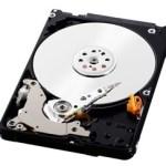 Western Digital desarrolla el primer disco duro híbrido de solo 5mm de espesor