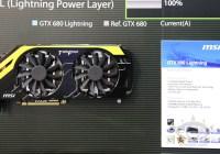 Computex12: MSI muestra sus placas FM2 y su GeForce GTX 680 Lightning