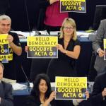 Parlamento Europeo rechaza el ACTA por amplia mayoría