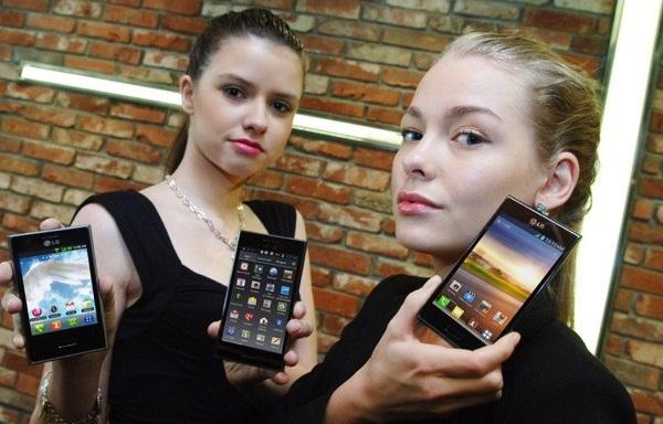 LG Optimus 4X HD en la MWC 2012