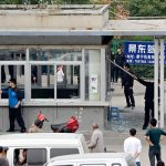 Pelea entre trabajadores obliga a cerrar la planta de Foxconn en Taiyuan - China