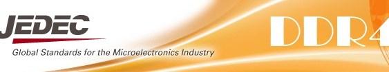 JEDEC anuncia la publicación del estándar DDR4
