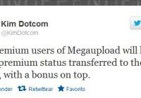 Kim Dotcom promete cuentas Premium en el nuevo Mega para los antiguos usuarios de Megaupload