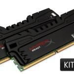 Kingston revela sus nuevas memorias DDR3 HyperX Beast de hasta 2400 MHz