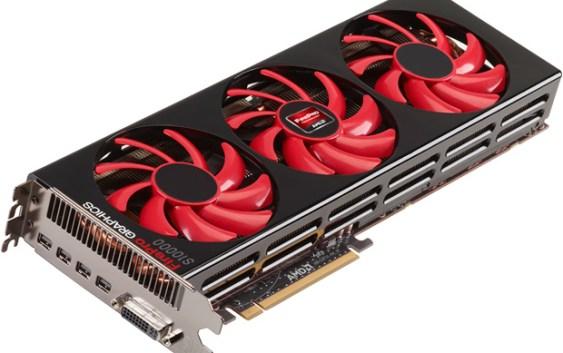 AMD anuncia la bestial FirePro S10000 dual-GPU para el mercado de servidores