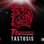 """Tt eSPORTS y """"Tastosis"""" llegan a un acuerdo de sociedad."""