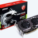 MSI, Zotac y Galaxy muestran sus GeForce GTX 650 Ti Boost