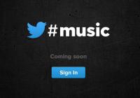 Twitter tendría un servicio de música muy pronto
