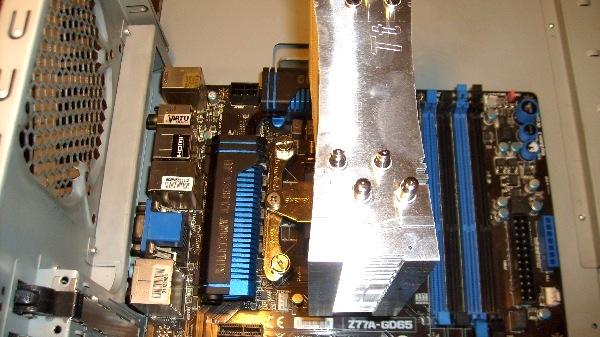 Instalación TT NIC C4
