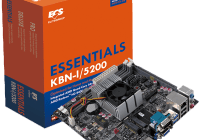 ECS Revela su Primer Tarjeta Madre con el AMD Kabini – KBN-I