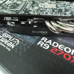 Review ASUS R9 270X DirectCU II TOP
