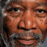 iPad Art: Esta no es una Fotografía de Morgan Freeman