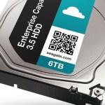 Seagate lanza sus unidades Enterprise Capacity 3.5 HDD v4. de 6TB