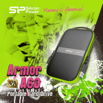 [PR] Silicon Power lanza el Armor A60: HDD Externo USB 3.0 Robusto
